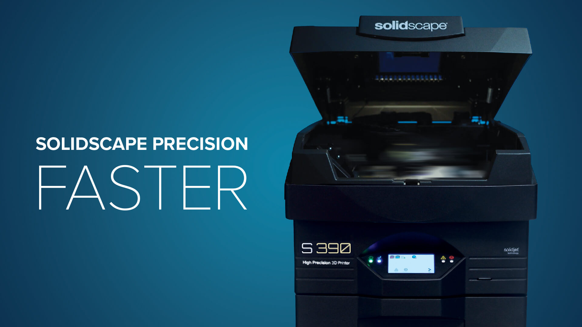 S300 Series by Solidscape 3d printing