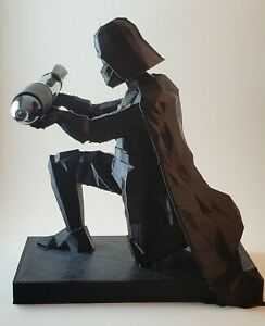Darth Vader 3D Printed Pen Holder