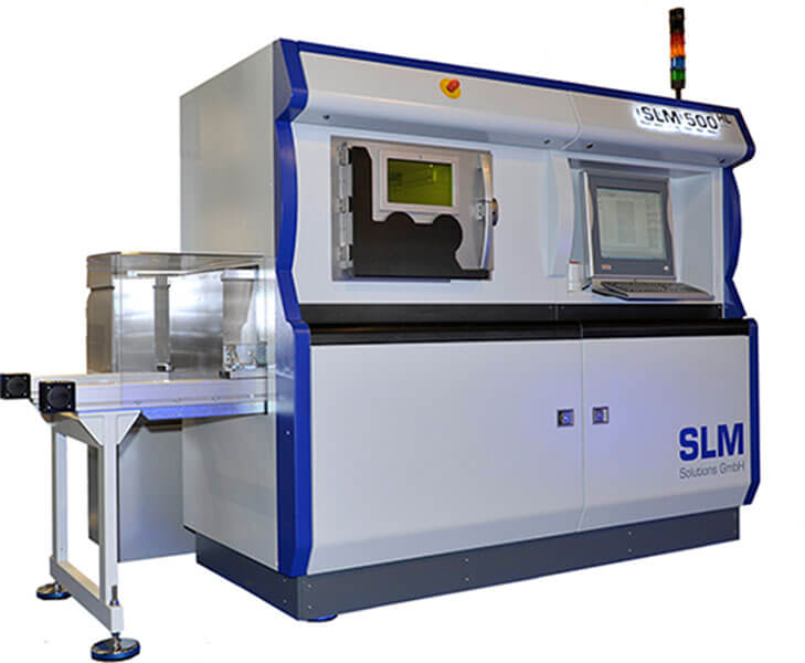 SLM Solutions SLM 500 HL 3d printer
