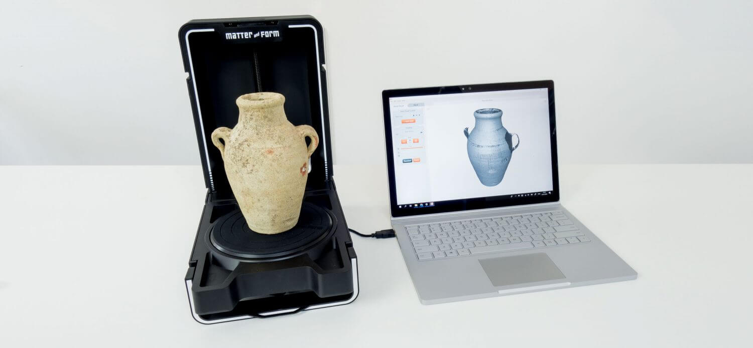 3D Scanner V2 by Matter and Form