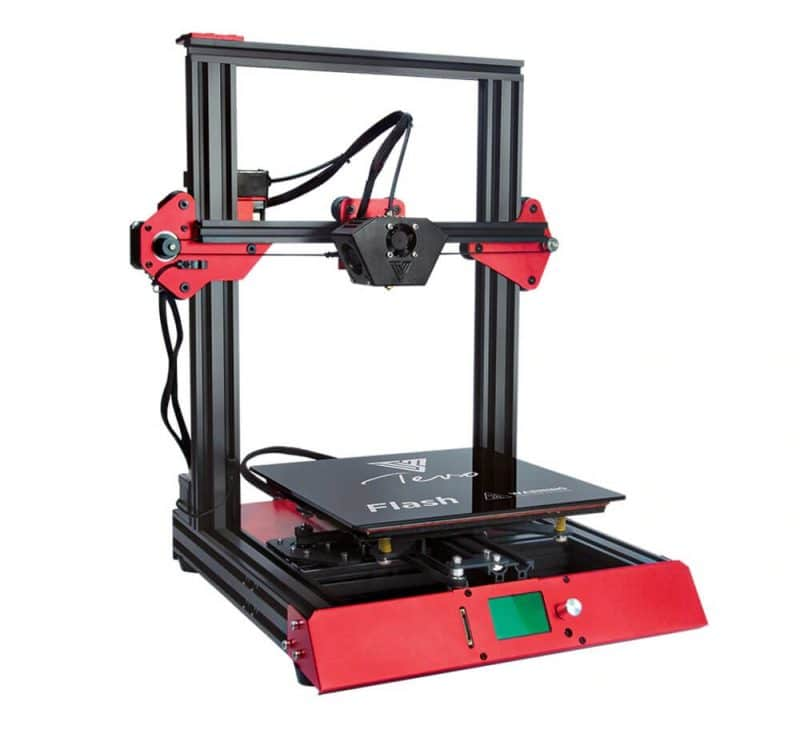 tevo flash 3d printer